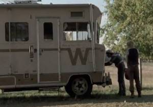 The Walking Dead Breaking Bad Camper