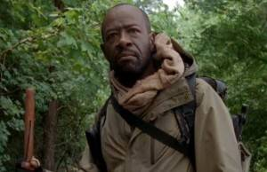 The Walking Dead Morgan Jones