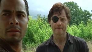 The Walking Dead Governatore Martinez