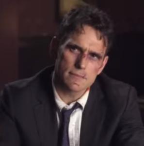 Le 10 espressioni dense di emozioni di Matt Dillon (alias Ethan Burke)
