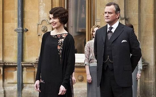 Downton Abbey: una scena