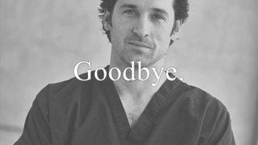 grey's anatomy: Derek Shepherd