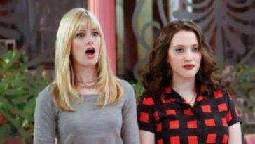 serie tv 2 broke girls