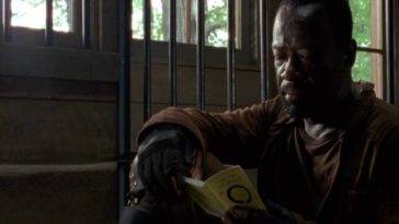 Morgan The Walking Dead