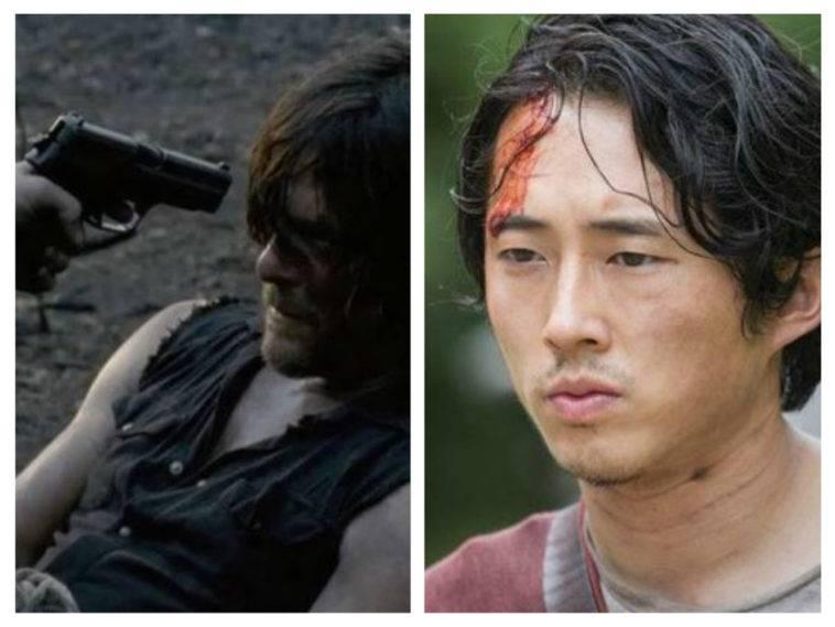 The Walking Dead Pagelle