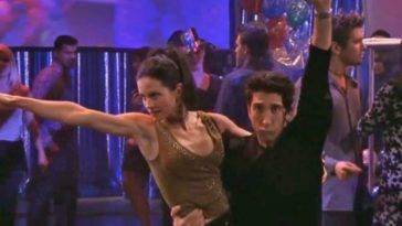 Monica e Chandler, fratello e sorella