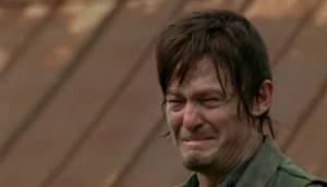 Serious Moments – La doccia di Daryl