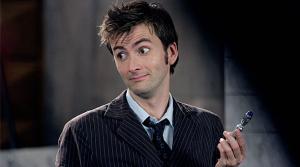 Doctor Who – David Tennant torna ad essere il Dottore, anche se per poco