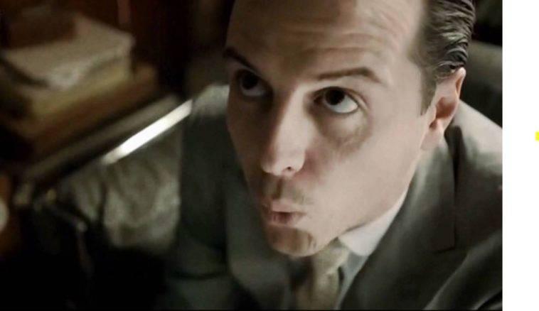Sherlock Jim Moriarty