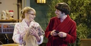 Gif – recensione The Big Bang Theory 9×15 : San Valentino tra rotture e sorprese