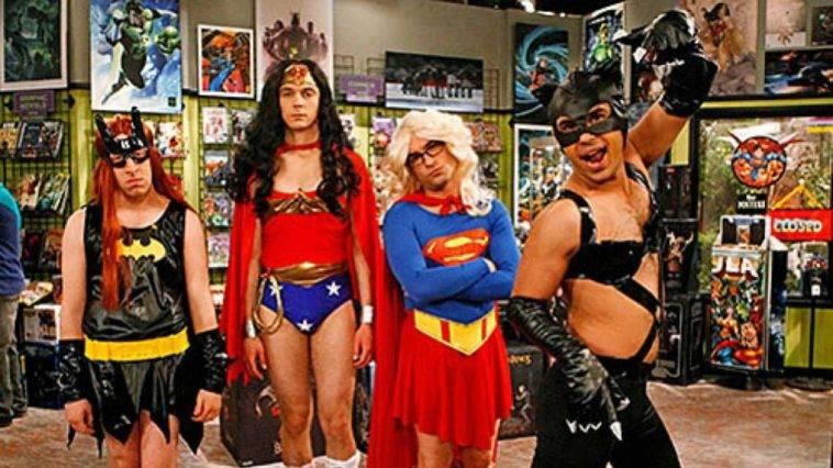 Costumi Halloween Di Gruppo.20 Personaggi 20 Serie Tv 20 Costumi Di Carnevale