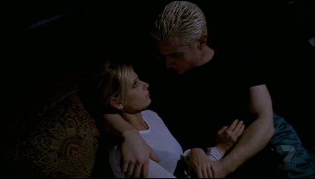buffy Spike