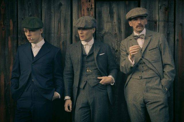 peaky blinders black Mirror