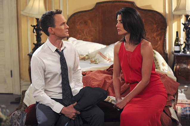 barney-robin-how i met your mothe