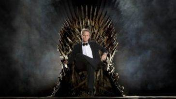 Barney Stinson Game Of thrones