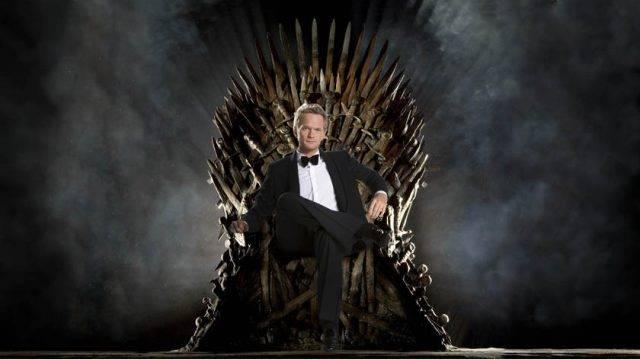 Barney Stinson Game Of thrones