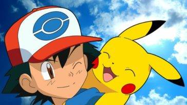 pokemon serie animate