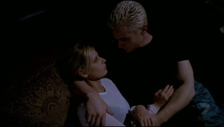 spike buffy