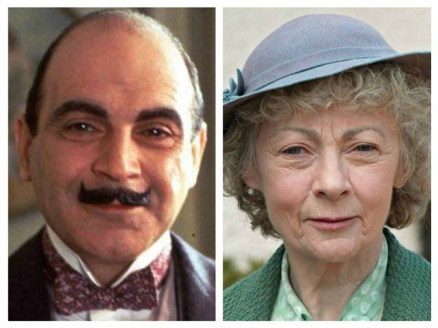 Perch dovreste guardare poirot e miss marple i for Miss marple le miroir se brisa