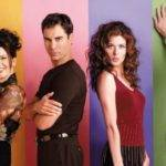Il cast di Will & Grace Friends