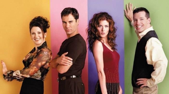 Il cast di Will & Grace Friends
