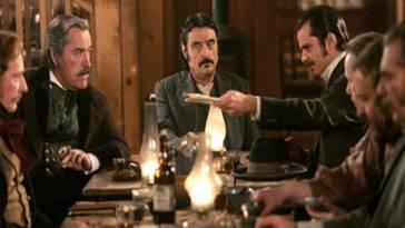 Una riunione al saloon di Al