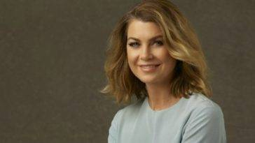 Ellen Pompeo Grey's Anatomy Meredith Grey