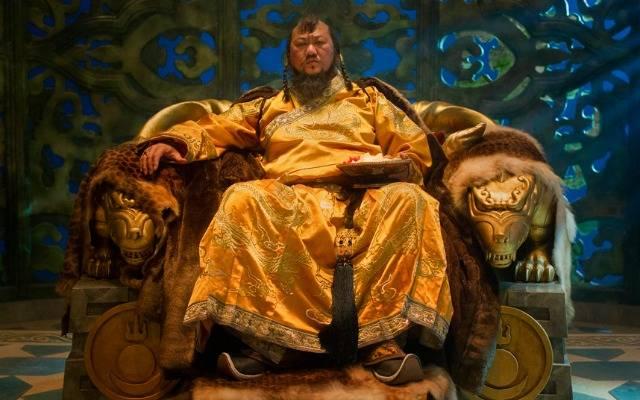 Kublai Khan Marco Polo