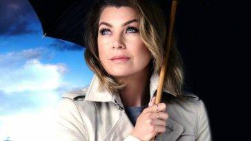 ABC grey's anatomy --- meredith grey
