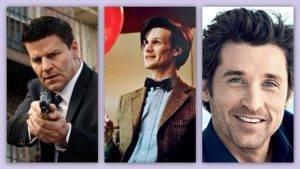 10 uomini delle Serie Tv che messi insieme formerebbero l'Uomo Perfetto