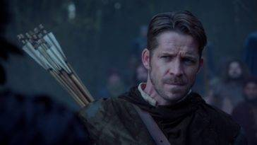 Once Upon A Time Robin Hood
