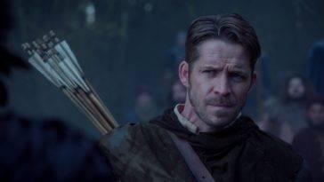 Once Upon A Time Robin Hood