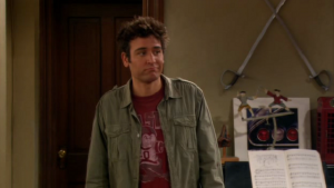 Ted Mosby in Desperate Housewives