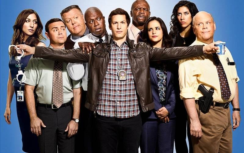 Brooklyn Nine - Nine