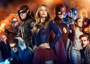 Arrow, The Flash, Supergirl e Legends of Tomorrow nel crossover della CW
