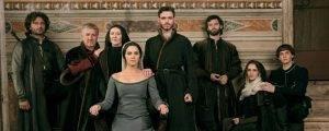 I Medici 2:  Daniel Sharman e Bradley James saranno protagonisti nella seconda stagione!