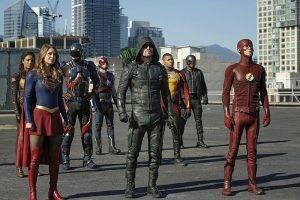 Ecco cosa accadrà nel crossover di Arrow, The Flash, Supergirl e Legends