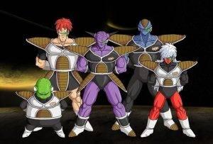 Dragon Ball – La squadra Ginew, l'anticamera dell'antagonismo