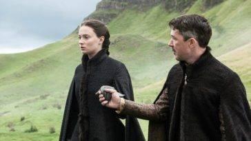 Sansa e Petyr Baelish