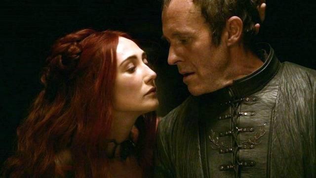 Stannis e Lady Melisandre
