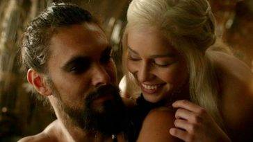 Khal Drogo e Daenerys Game of Thrones