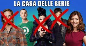 #LaCasaDelleSerie – Il primo fantareality coi personaggi delle Serie Tv! – SESTA PUNTATA