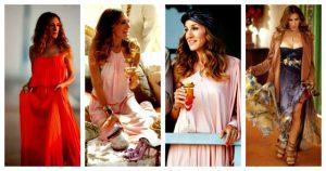 Sex and the City:  gli outfits di Carrie che ci hanno fatto sognare