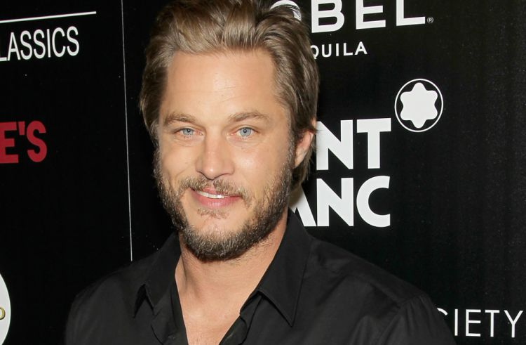 travis fimmel - vikings