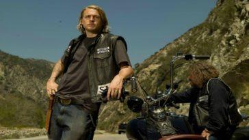 Jax Teller, protagonista di Sons of Anarchy