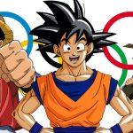 dragon ball olimpiadi