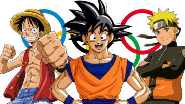 dragon ball olimpiadi