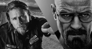 Breaking Bad vs Sons of Anarchy: serie a confronto