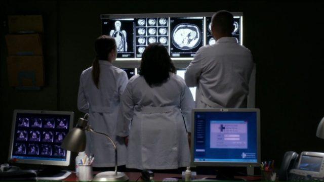 Grey's Anatomy Avery Grey Bailey