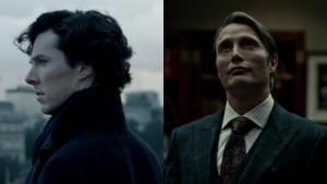Sherlock vs Hannibal: Serie a confronto